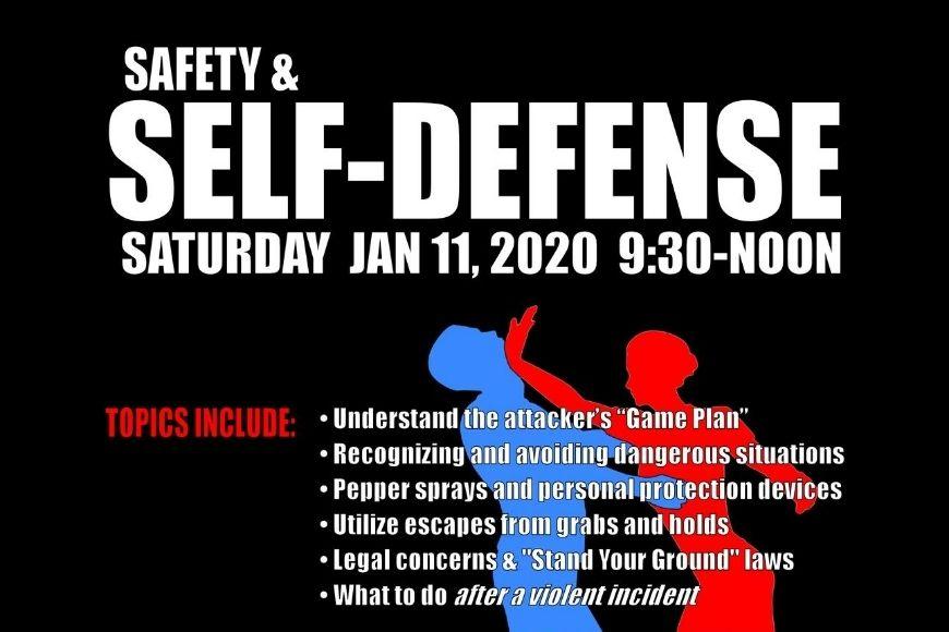 Safety & Self-Defense
